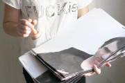 FXXXi̶s̶m̶ TC performer, ink, stamp, posters